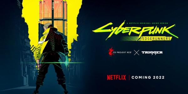 anime de Cyberpunk 2077 destacada - El Palomitrón