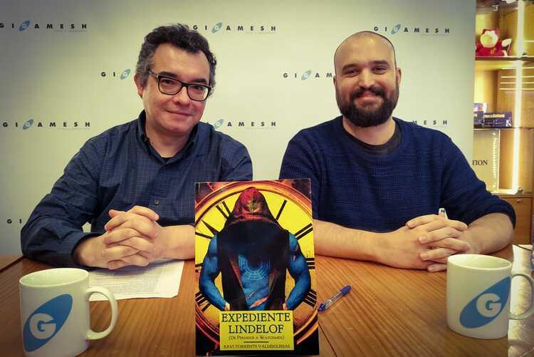 Xavier Torrents, Expediente Lindelof, EL PALOMITRÓN