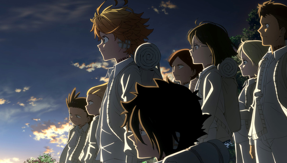 serie live-action de The Promised Neverland destacada - El Palomitrón