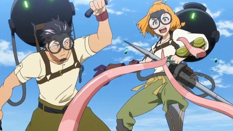 Crítica de Deca-Dence Natsume y Kaburagi 2 - El Palomitrón