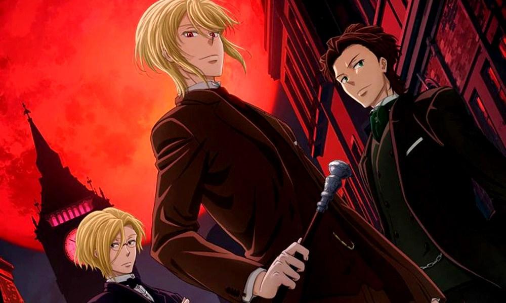 Fecha de estreno del anime de Yuukoku no Moriarty destacada - El Palomitrón