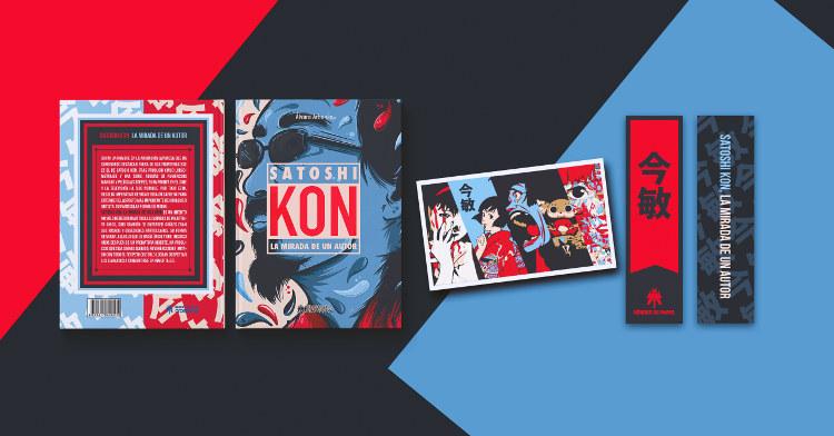 Satoshi Kon La mirada de un autor imagen promocional - El Palomitrón