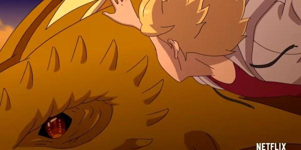 Estrenos anime Netflix septiembre 2020 destacada - El Palomitrón