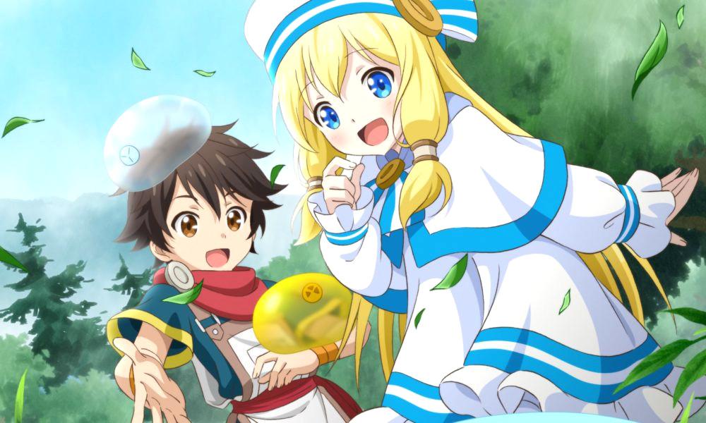 Fecha de estreno del anime Kami-tachi ni Hirowareta Otoko destacada - El Palomitrón
