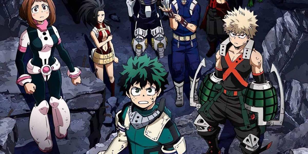 My Hero Academia estrenará en agosto dos nuevas OVA destacada - El Palomitrón