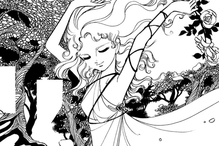 Reseña de El clan de los Poe panel manga - El Palomitrón