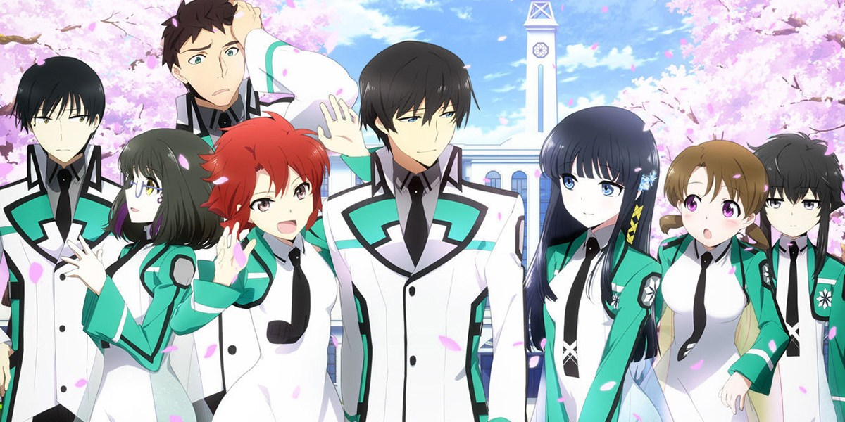 reseña de the irregular at magic high school