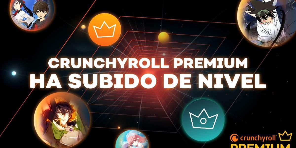 Crunchyroll presenta sus nuevos niveles de suscripción destacada - El Palomitrón