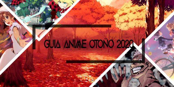 Guía de anime otoño 2020 destacada - El Palomitrón