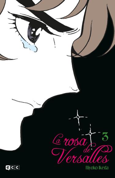 Lanzamientos ECC Ediciones septiembre y octubre 2020 La rosa de Versalles - El Palomitrón