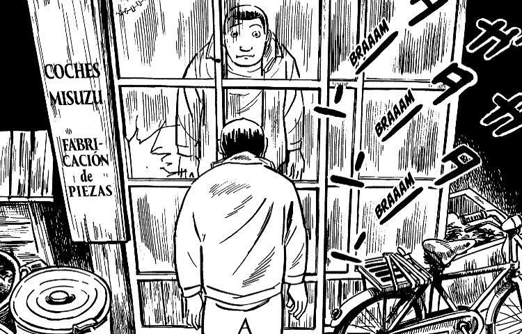 Reseña de Tatsumi, de Yoshihiro Tatsumi 4 - El Palomitrón