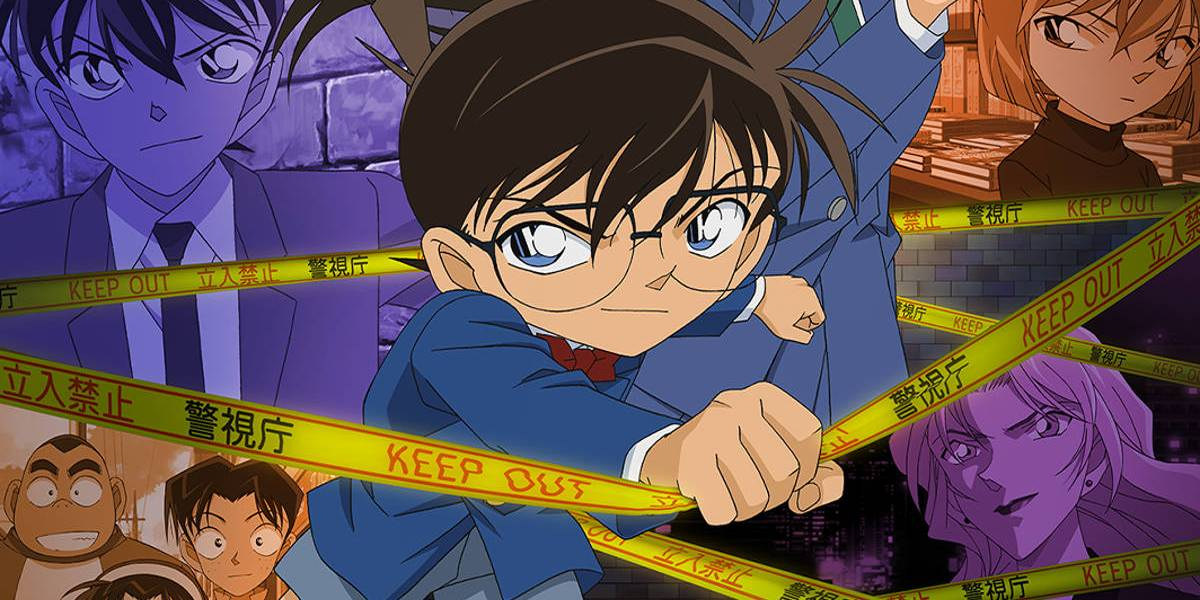 anime de Detective Conan Crunchyroll destacada - El Palomitrón