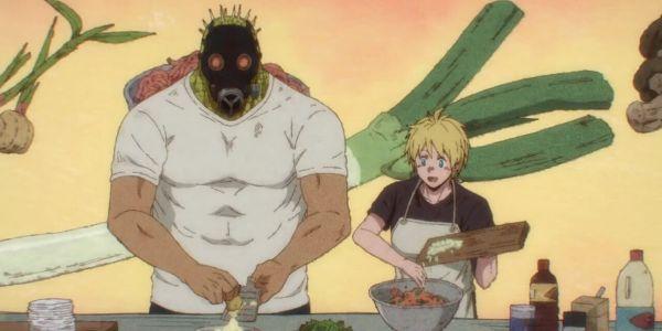 Estrenos anime Netflix octubre 2020 destacada Dorohedoro OVA - El Palomitrón