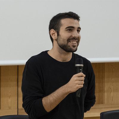 Imagen perfil Pablo Sánchez - El Palomitrón