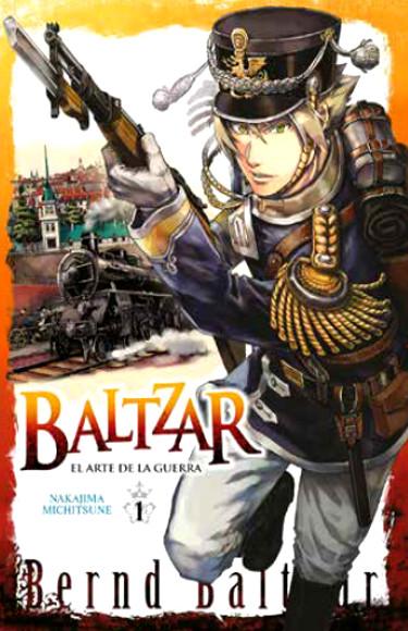 Lanzamientos Arechi Manga noviembre 2020 Baltzar - El Palomitrón