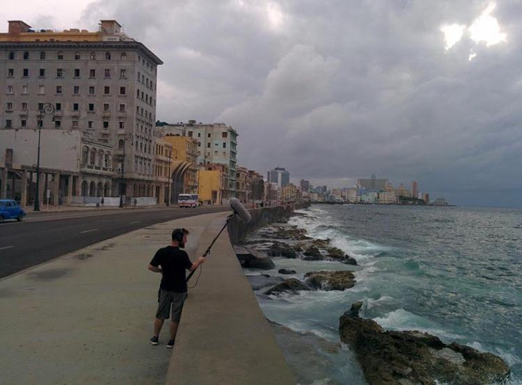 Pessoas Cuba - El Palomitron