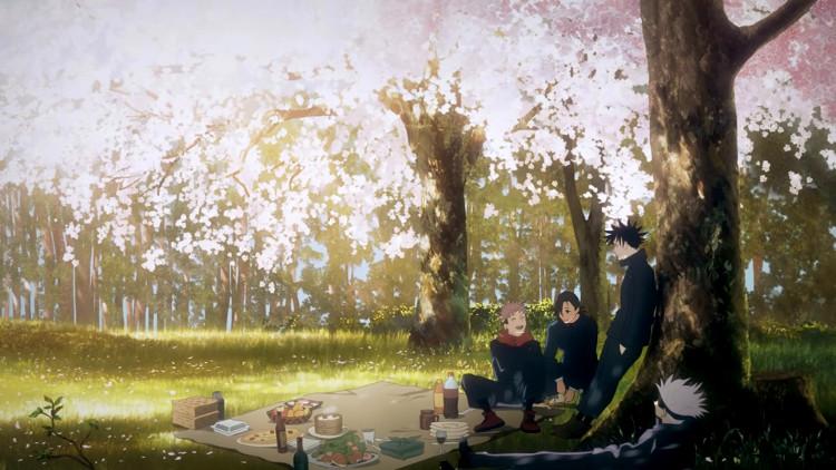 Crítica del anime de Jujutsu Kaisen personajes - El Palomitrón