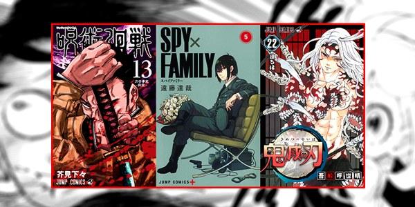 Los mangas más vendidos de 2020 en Japón destacada - El Palomitrón