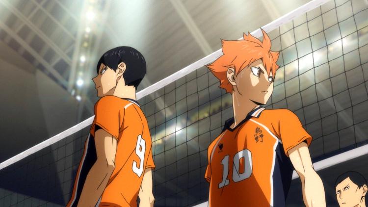 Recomendaciones anime otoño 2020 Haikyuu!! To The Top - El Palomitrón