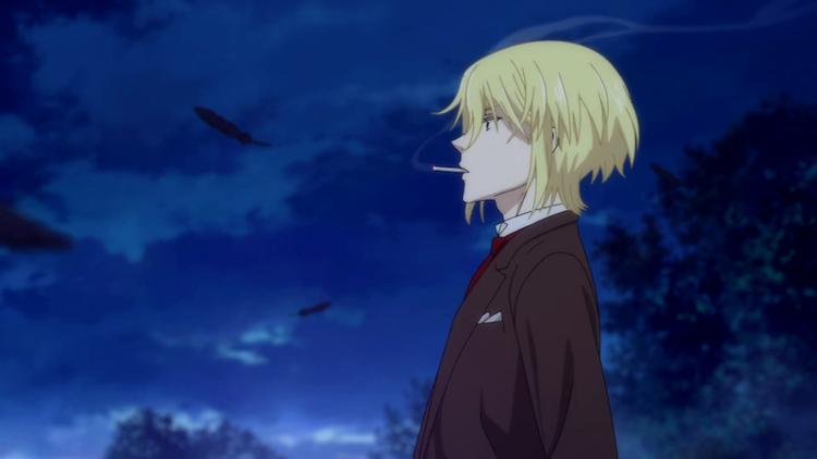 Recomendaciones anime otoño 2020 Yuukoku no Moriarty - El Palomitrón