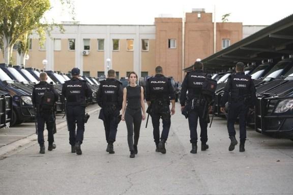 Antidisturbios, EL PALOMITRÓN
