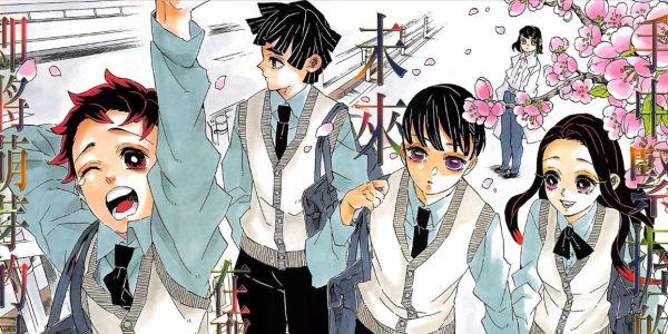 Kimetsu no Yaiba es el manga más vendido de 2020 destacada - El Palomitrón
