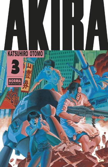 Lanzamientos Norma Editorial diciembre 2020 Akira - El Palomitrón