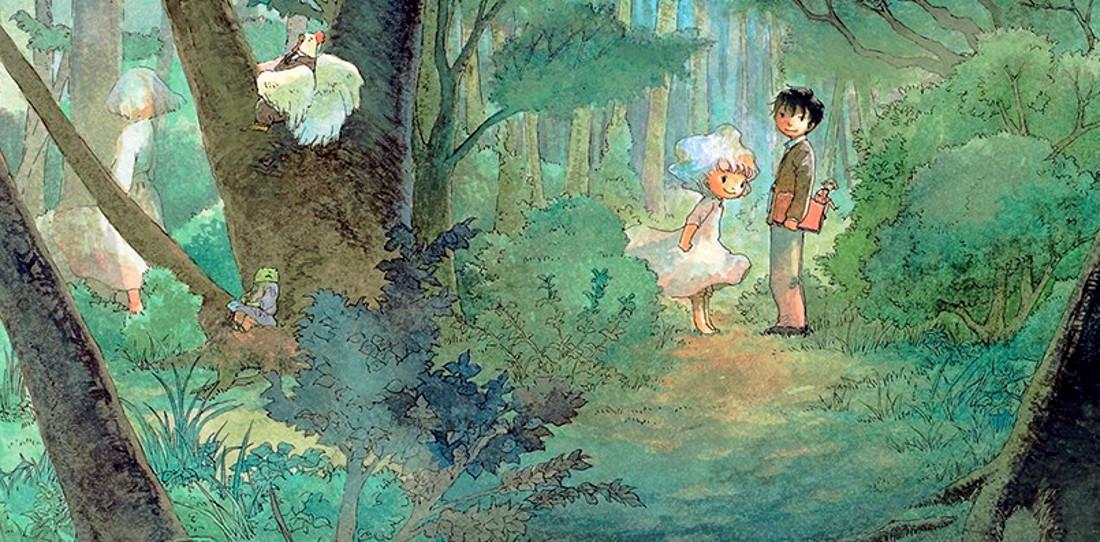 Reseña de Aomanjû el bosque mágico de Hoshigahara destacada - El Palomitrón