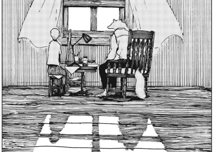 Reseña de Historias cortas de Nagabe panel 2 - El Palomitrón