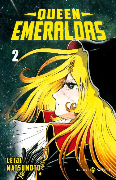 Lanzamientos Satori Ediciones febrero 2021 Queen Emeraldas #2 - El Palomitrón