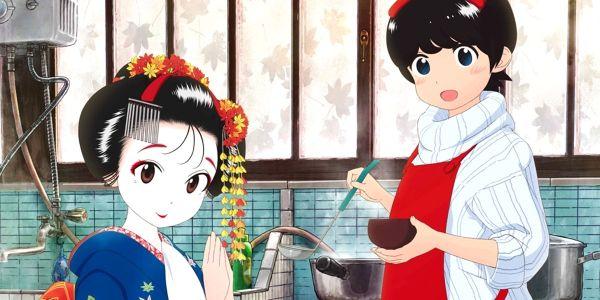 anime Maiko-san chi no Makanai-san destacada - El Palomitrón