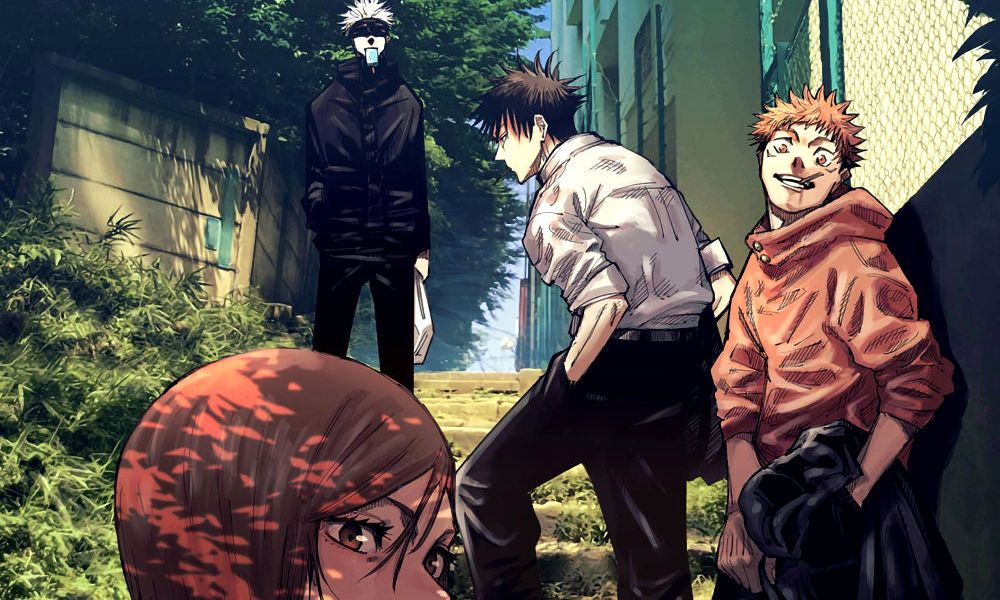ventas del manga de Jujutsu Kaisen destacada - El Palomitrón