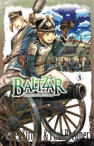 Lanzamientos Arechi Manga marzo 2021 Baltzar - El Palomitrón