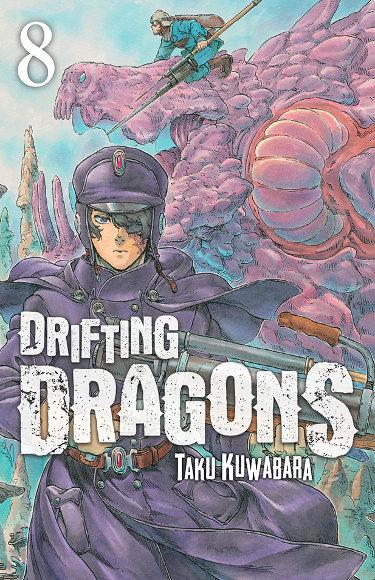 Lanzamientos Milky Way Ediciones marzo 2021 Drifting Dragons - El Palomitrón