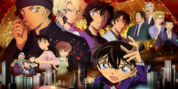 película Detective Conan Hiiro no Dangan destacada - El Palomitrón