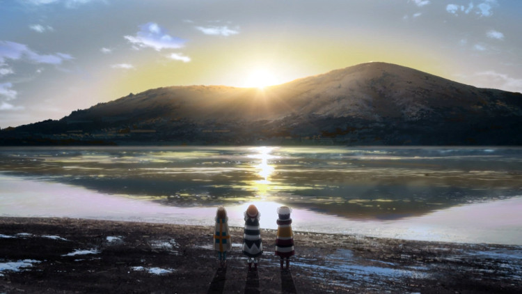Crítica final de Yuru Camp S2 personajes galería 1 - El Palomitrón