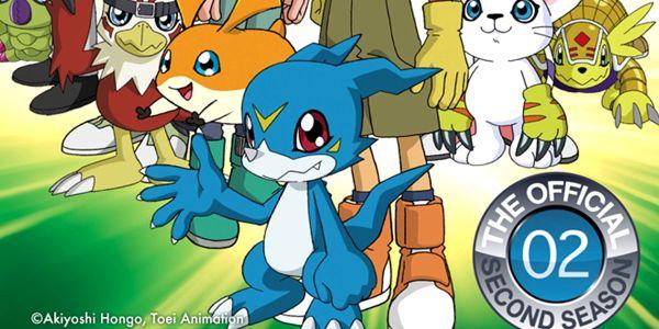 Digimon Adventure 02 Crunchyroll España destacada - El Palomitrón