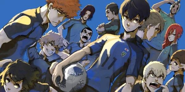 Obras nominadas 45º edición 'Kodansha Manga Awards' Blue Lock destacada - El Palomitrón