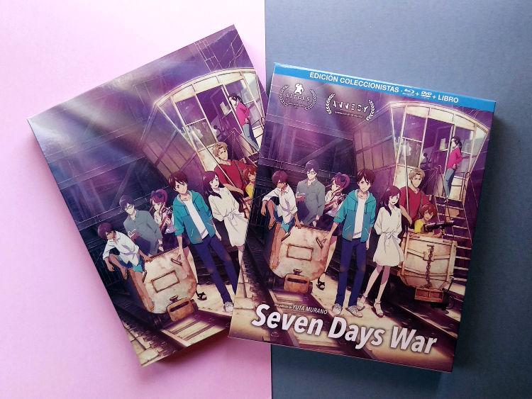 edición coleccionista de Seven Days War Galería 2 - El Palomitrón