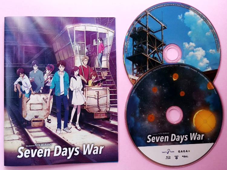 edición coleccionista de Seven Days War Galería 4 - El Palomitrón