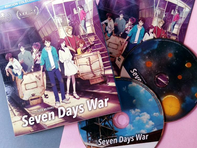 edición coleccionista de Seven Days War Galería 6 - El Palomitrón
