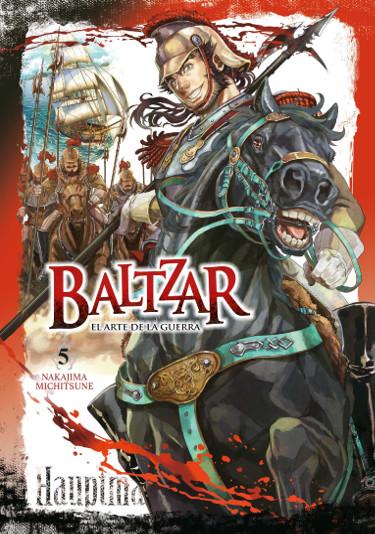 Lanzamientos Arechi Manga junio 2021 Baltzar - El Palomitrón