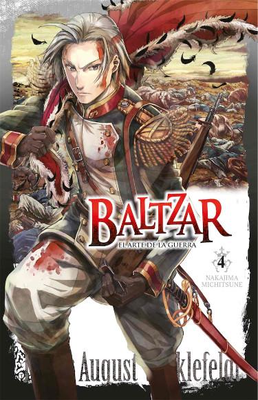 Lanzamientos Arechi Manga mayo 2021 Baltzar - El Palomitrón