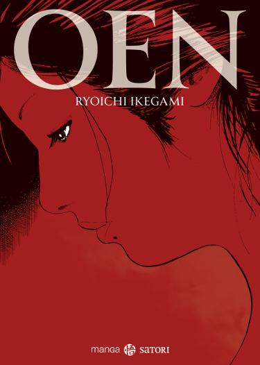 Ryoichi Ikegami A través de YUKO y OEN portada OEN - El Palomitrón