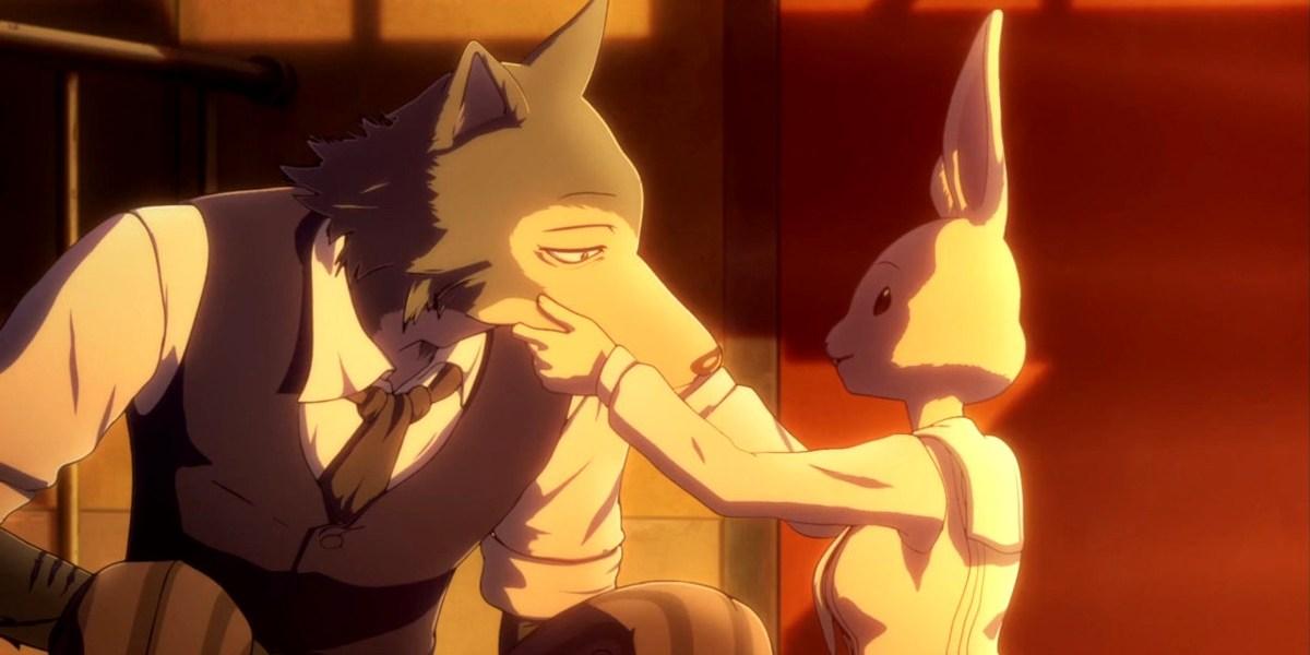 Estrenos anime Netflix julio 2021 destacada Beastars S2 - El Palomitrón