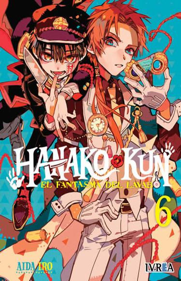Lanzamientos Editorial Ivrea julio 2021 Hanako-kun - El Palomitrón