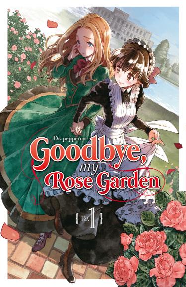 Lanzamientos Arechi Manga julio 2021 Goodbye, my Rose Garden - El Palomitrón