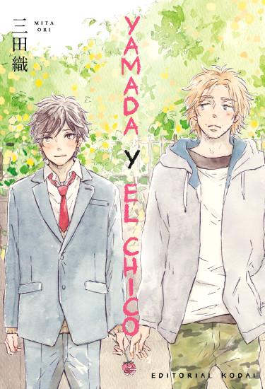 Reseña de Yamada y el chico de Mita Ori portada - El Palomitrón