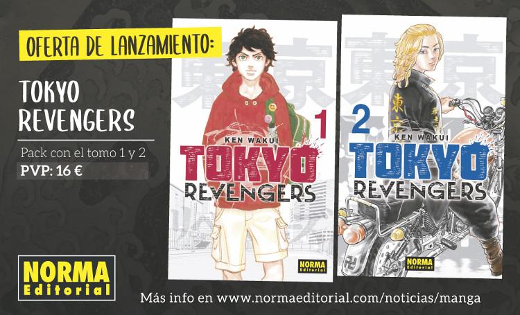 Tokyo Revengers entre las nuevas licencias de Norma Editorial para 2021 slide 3 - El Palomitrón