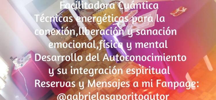 Reflexiones de Gabriela Saporito – Facilitadora Cuántica.